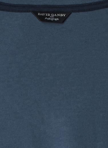 Marks & Spencer Pijama Üst Mavi